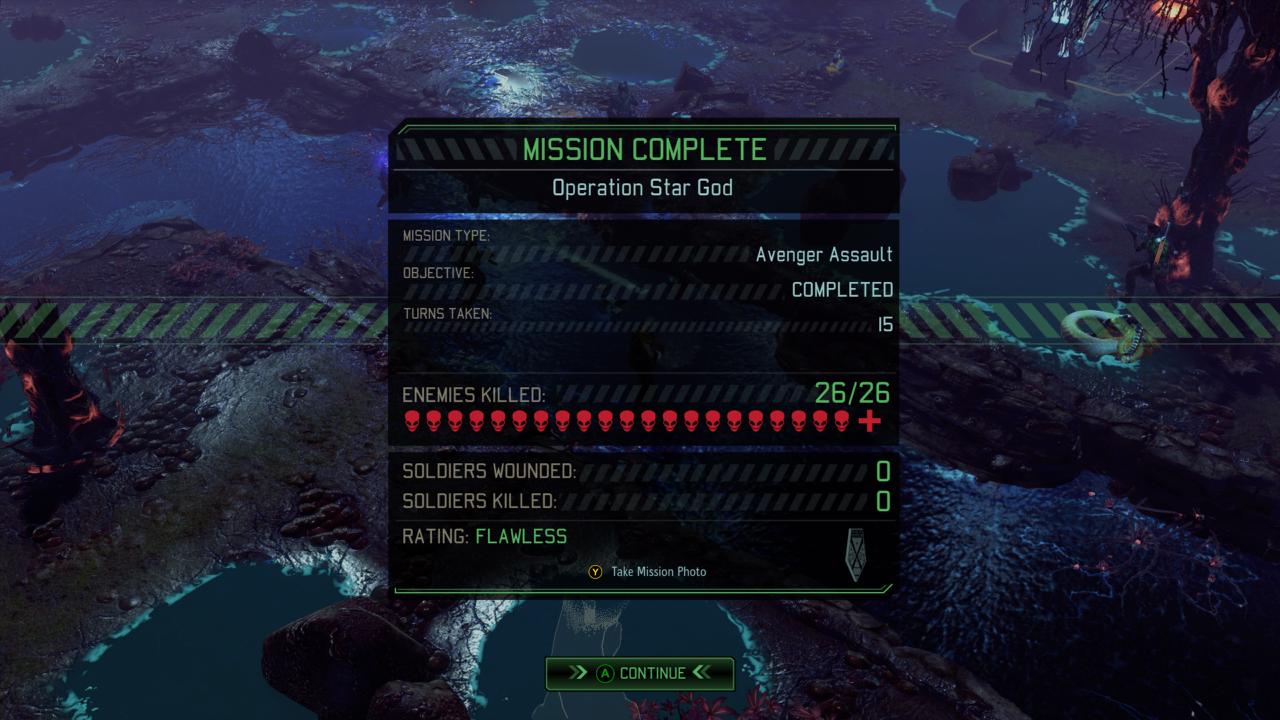 XCOM 2: War of the Chosen - X35 Earthwalker