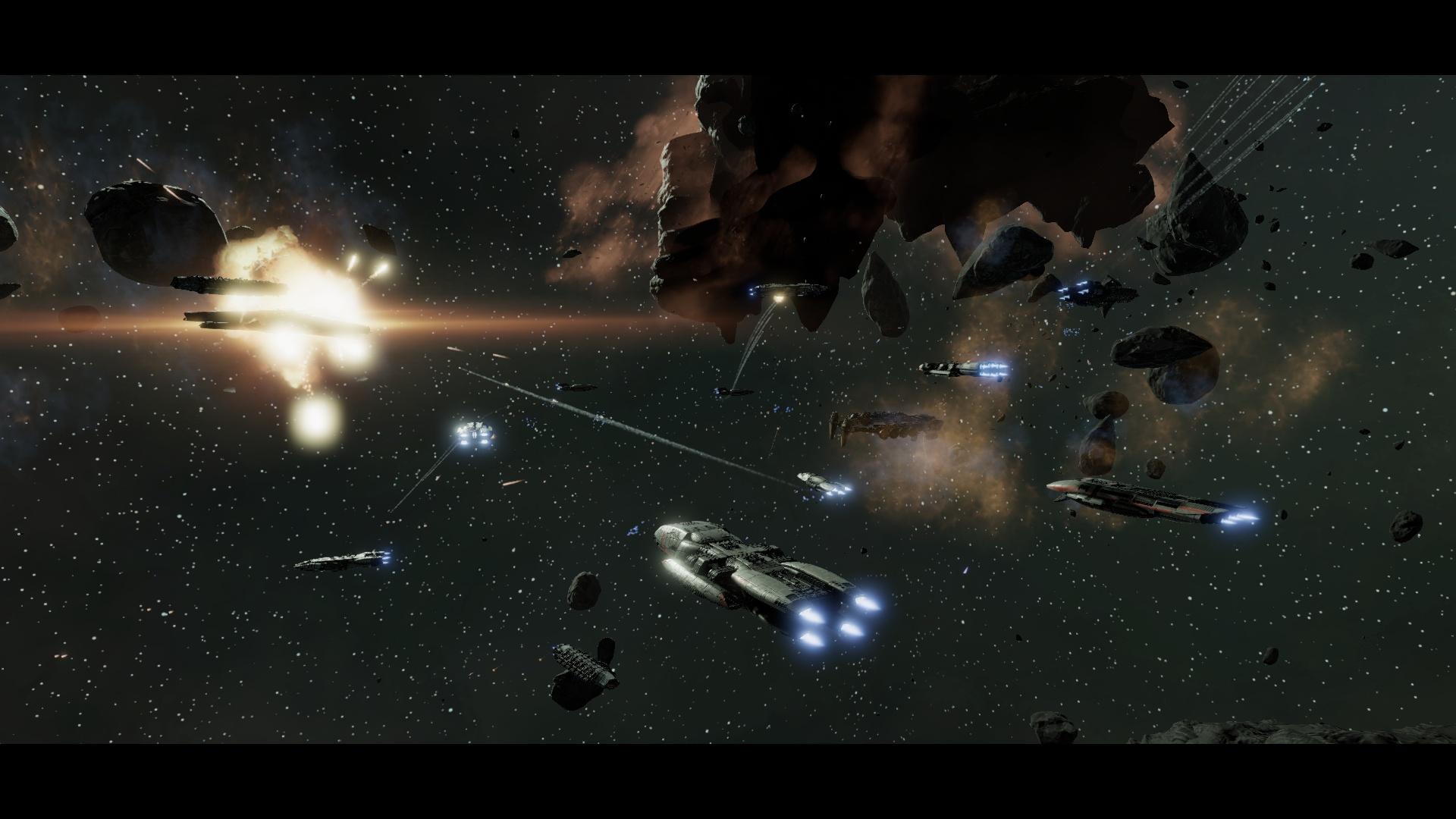 Battlestar Galactica Deadlock