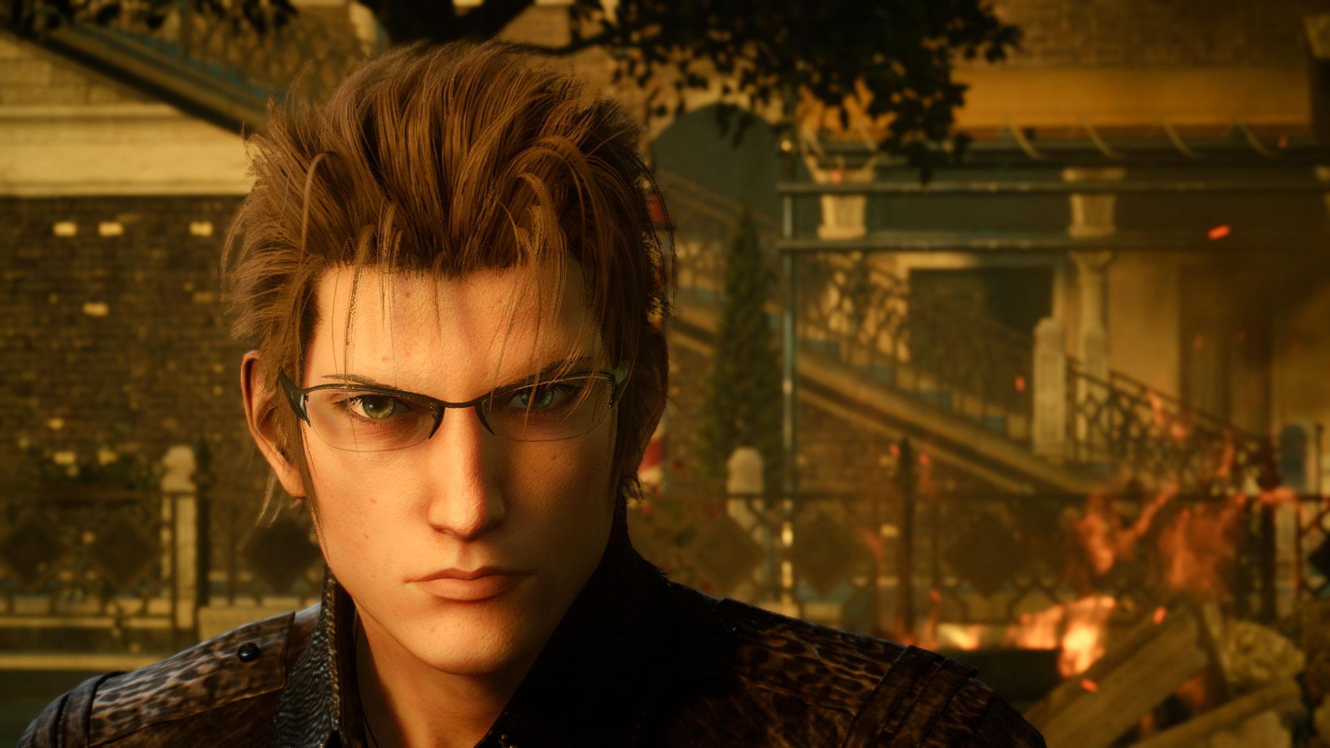 Final Fantasy XV: Episode Ignis - X35 Earthwalker