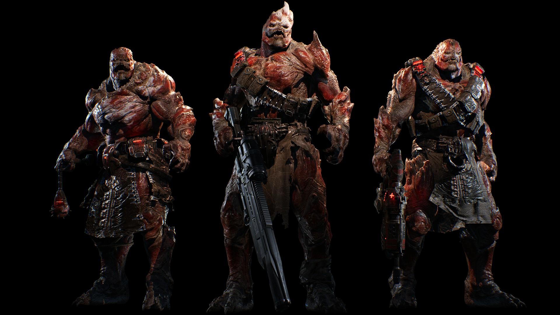Gears of war 4   X35 Earthwalker