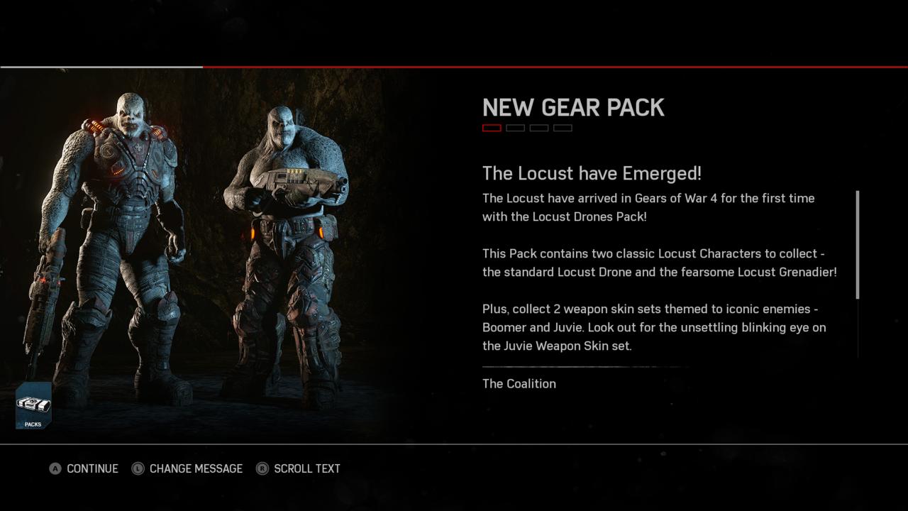 Gears Of War X35 Earthwalker