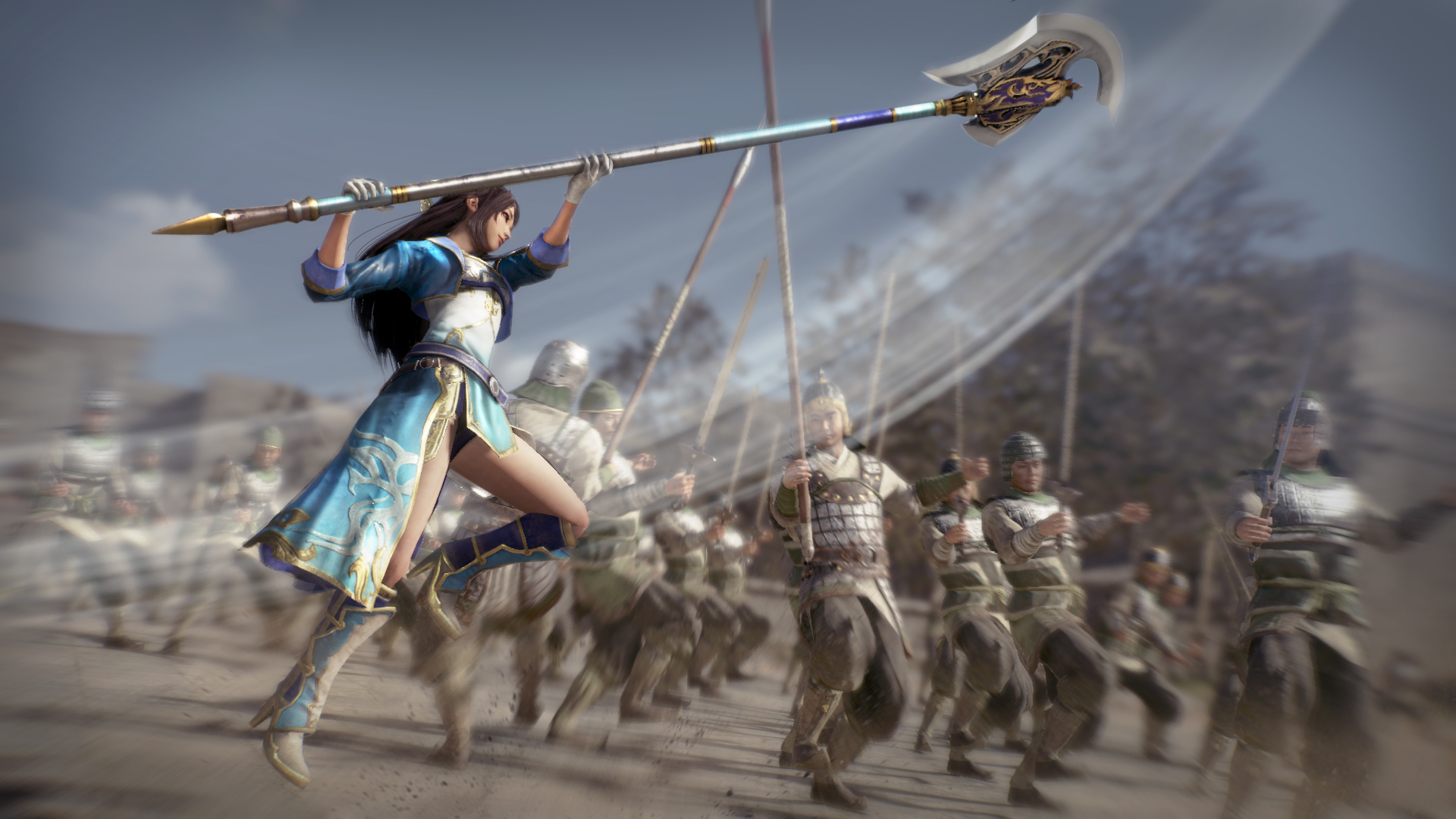 Dynasty Warriors 9 - X35 Earthwalker