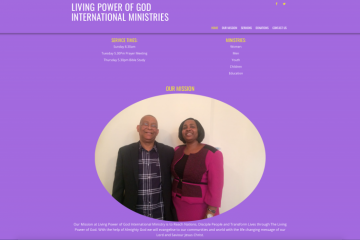 Living Power of God International Ministries
