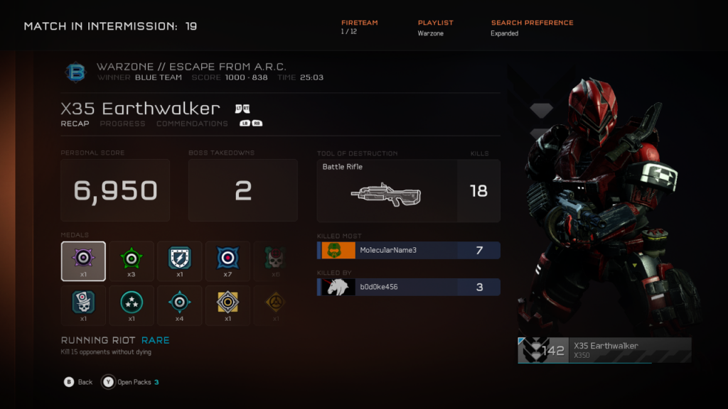 Best Halo 5 player