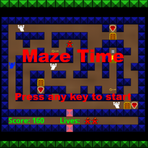 Maze Time