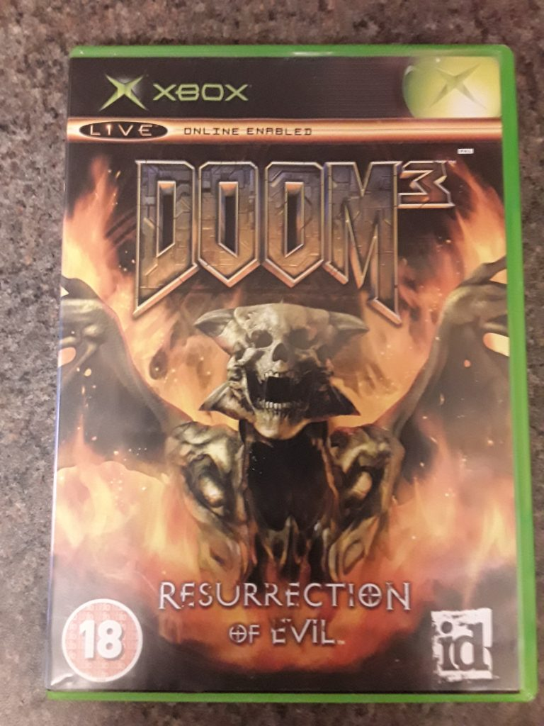 Doom 3 Resurrection of Evil