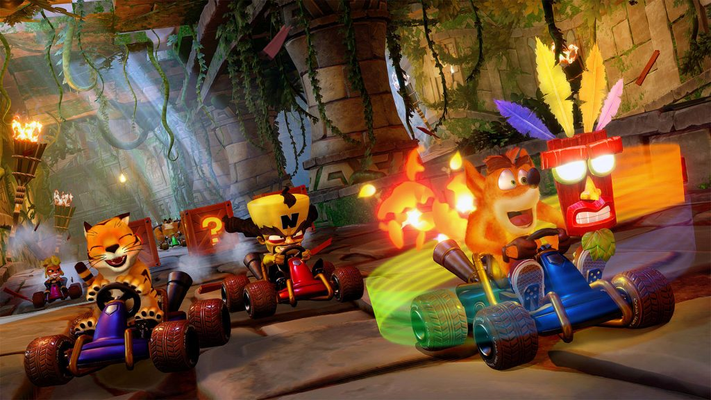 Crash Team Racing Nitro-Feuled