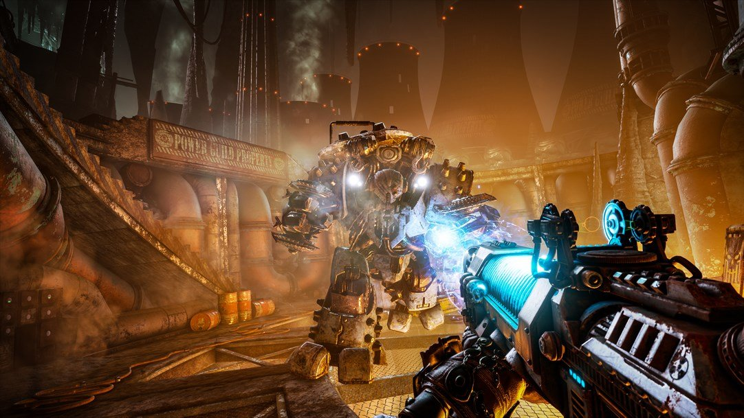 X35 Earthwalker Necromunda: Hired Gun