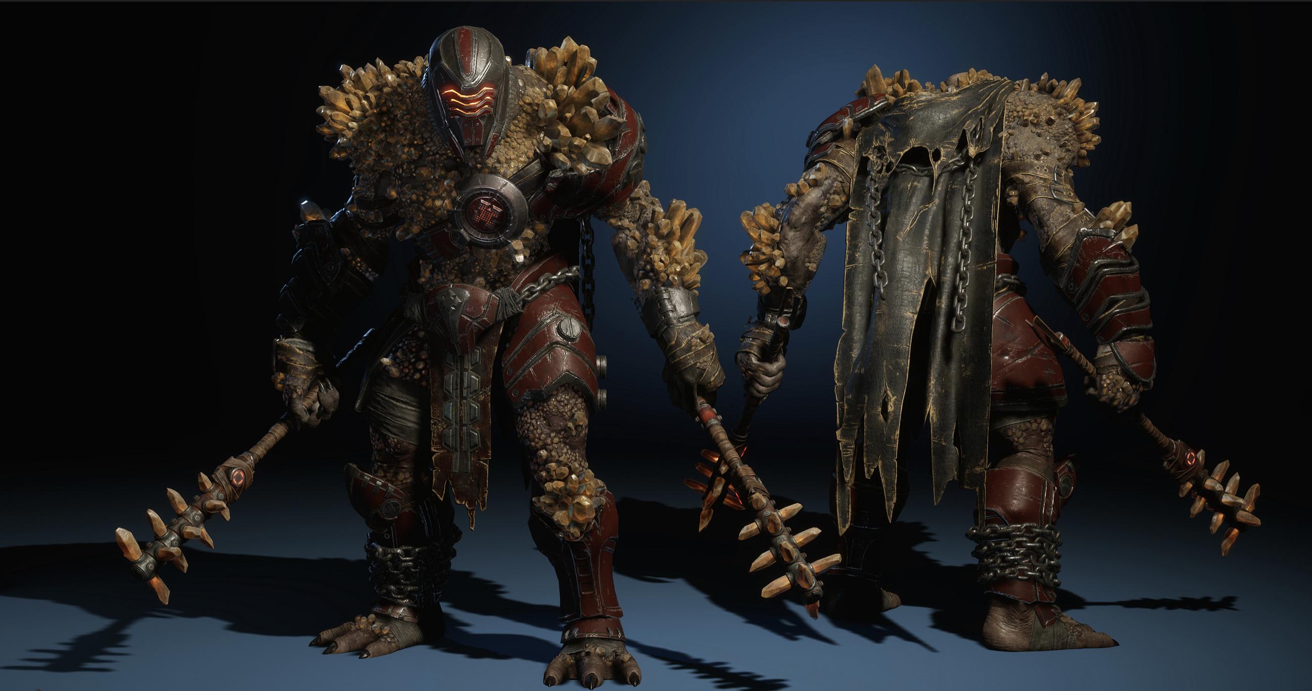 X35 Earthwalker Warden Gears 5