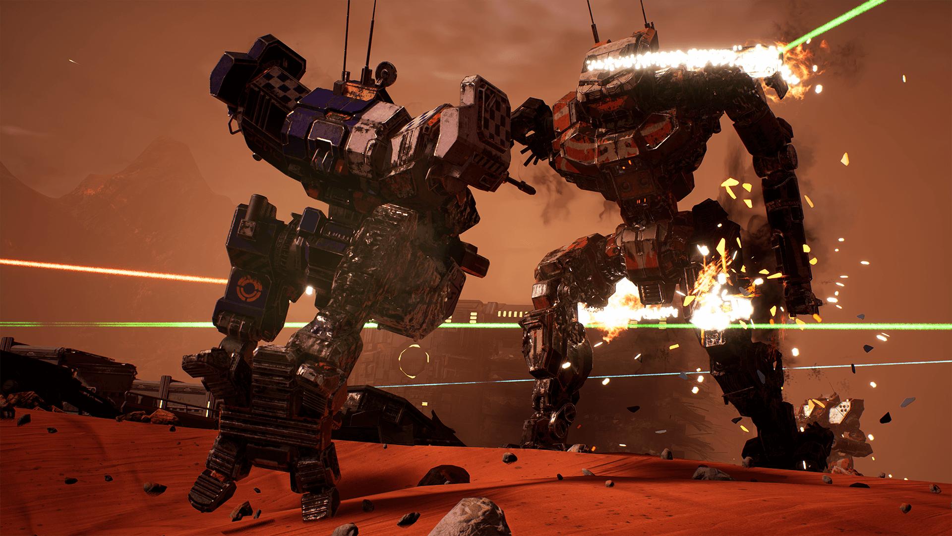 X35 Earthwalker MechWarriors 5: Mercenaries