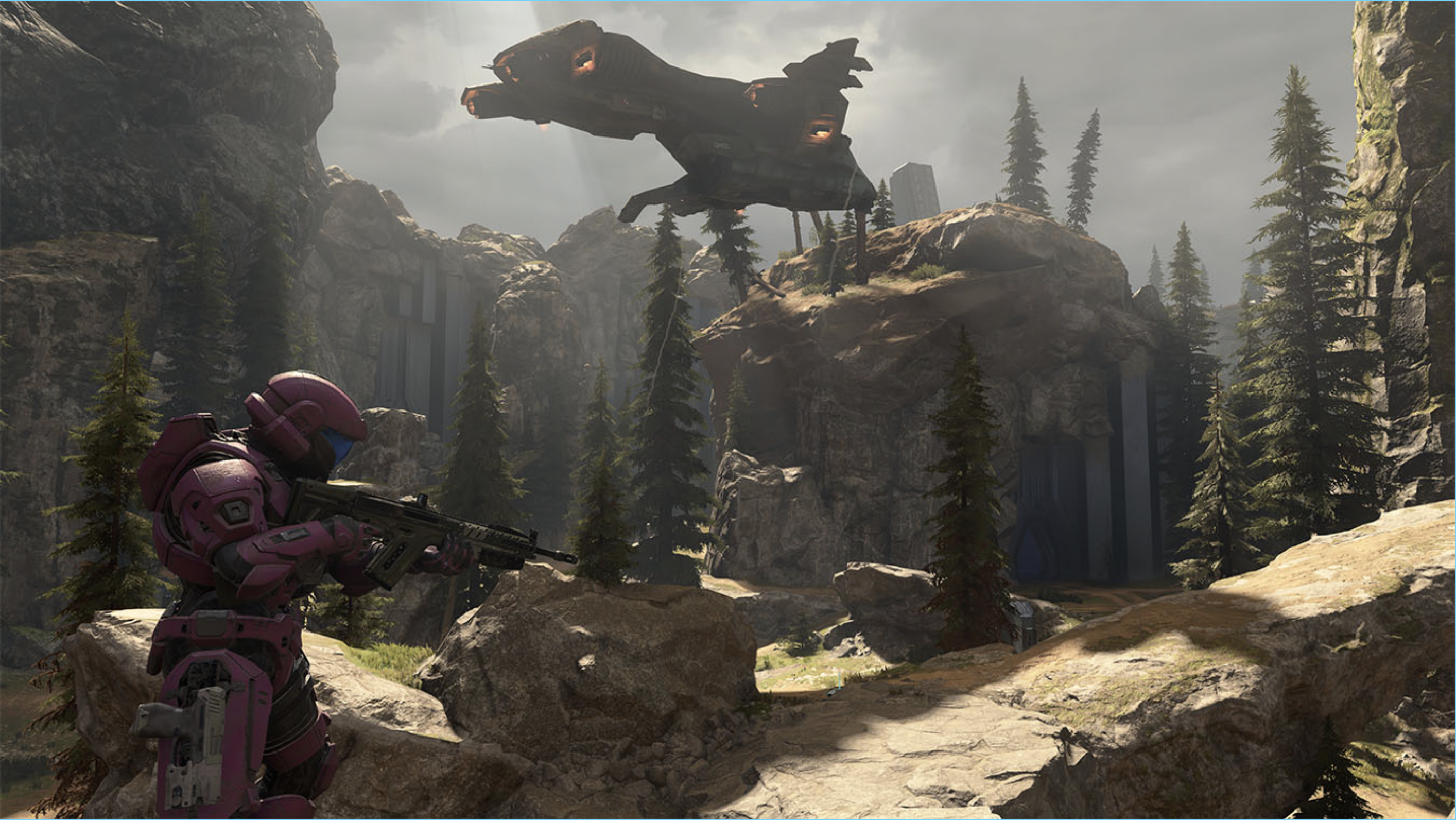 X35 Earthwalker Halo Infinite multiplayer