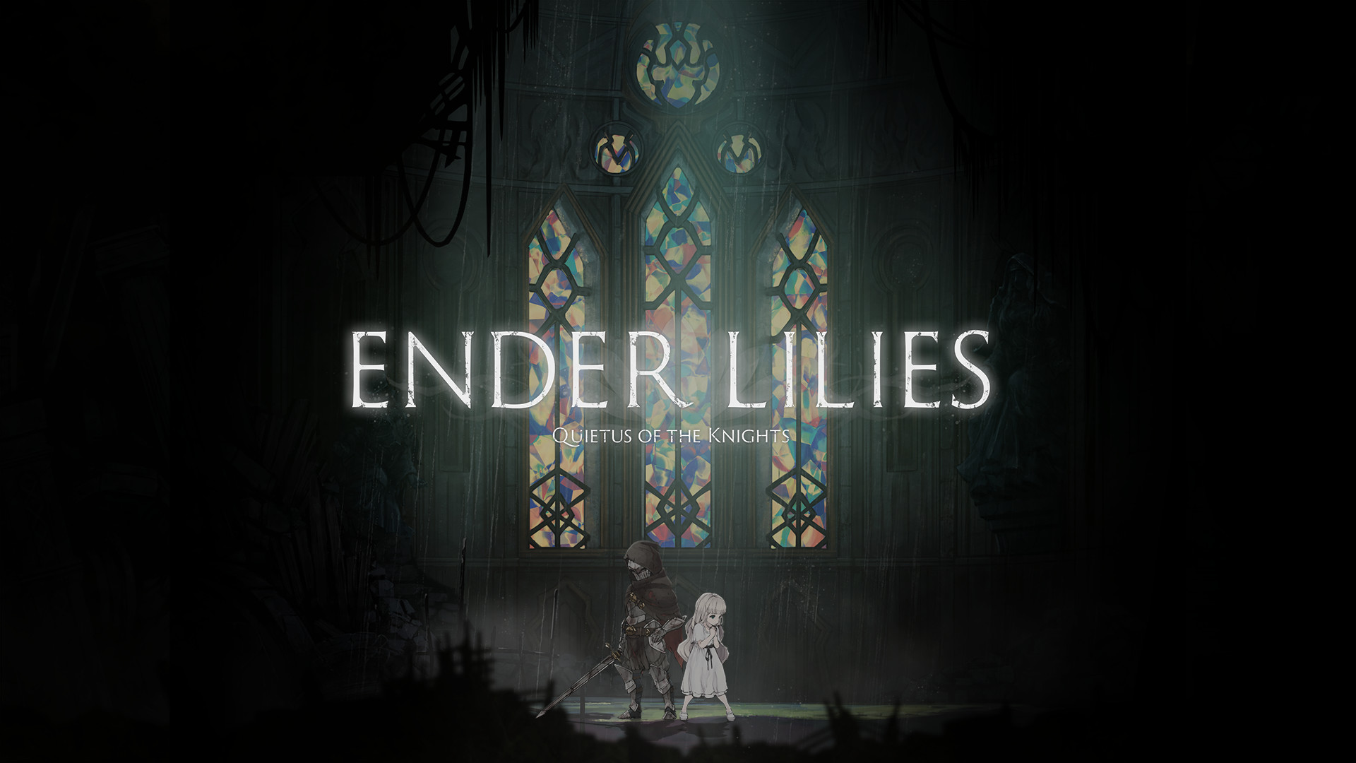 X35 Earthwalker - Ender Lilies: Quietus of the Knights