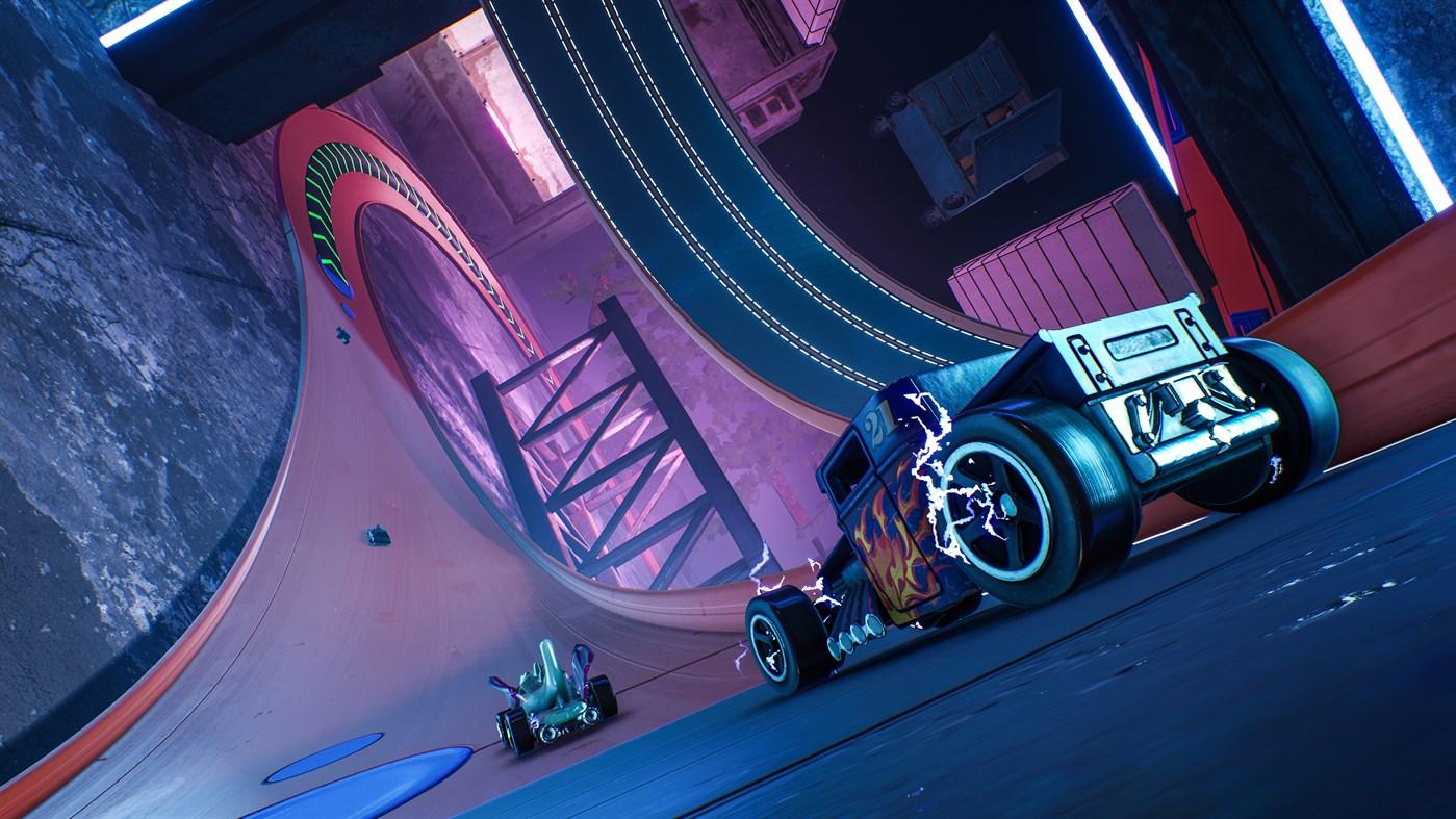 X35 Earthwalker Hot Wheels Unleashed