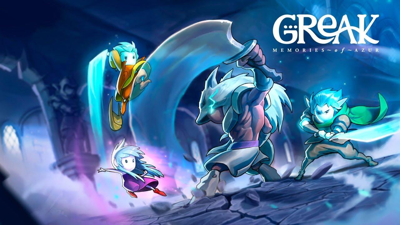 X35 Earthwalker Greak: memories of azur