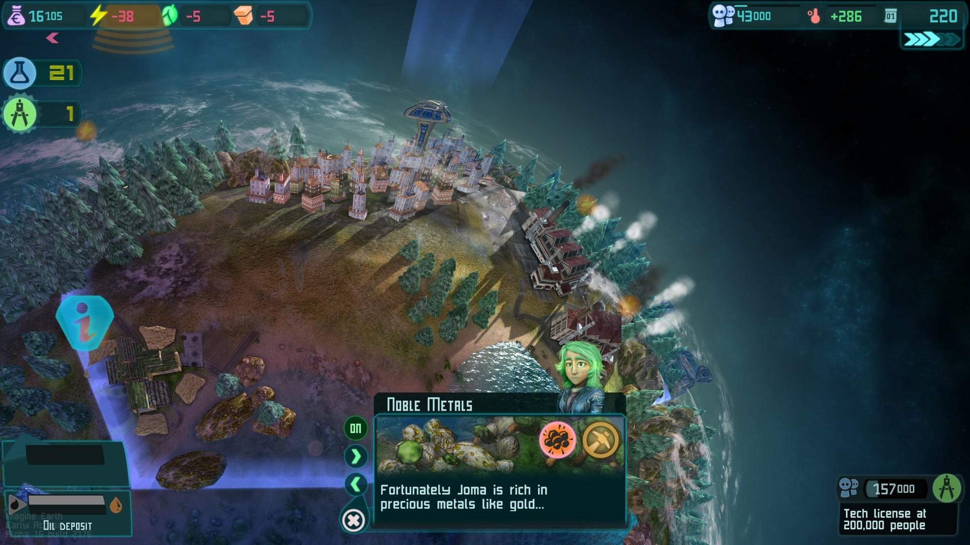 X35 Earthwalker Imagine Earth