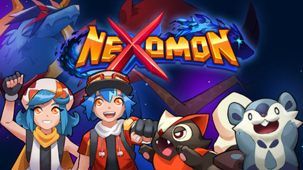 X35 Earthwalker Nexomon