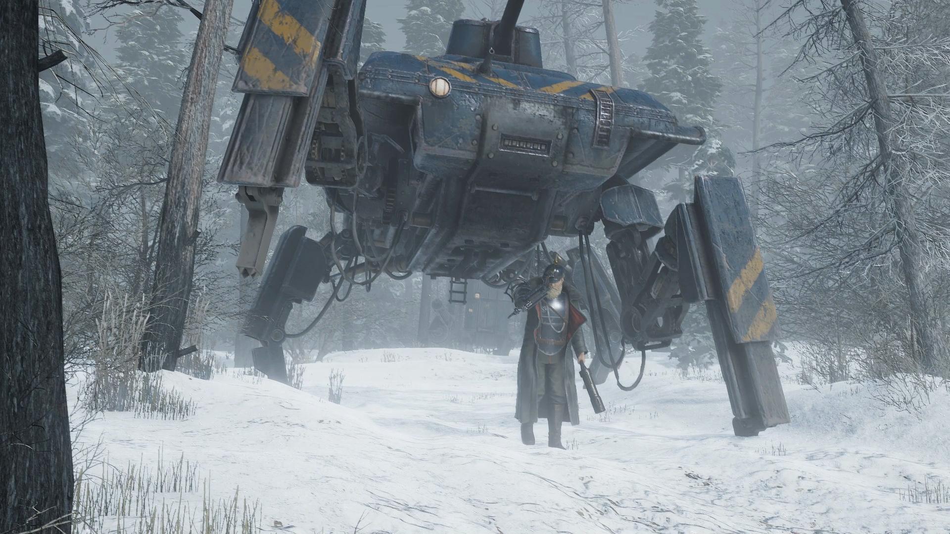 X35 Earthwalker Iron Harvest