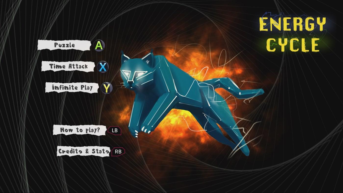 X35 Earthwalker Energy Cycle